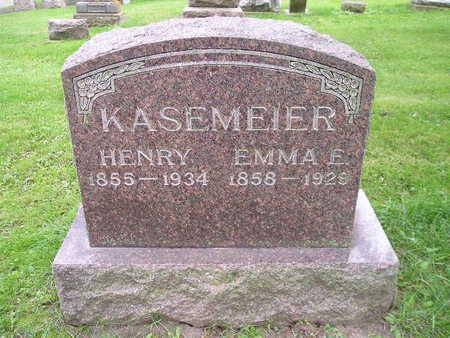 KASEMEIER, EMMA E - Bremer County, Iowa | EMMA E KASEMEIER