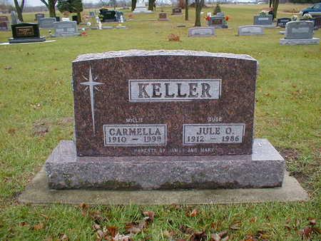 KELLER, JULE O - Bremer County, Iowa | JULE O KELLER