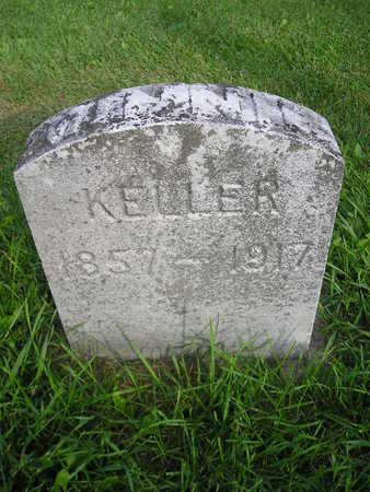 KELLER, MINNIE - Bremer County, Iowa | MINNIE KELLER