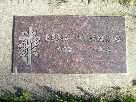 KEMMING, ERNA - Bremer County, Iowa | ERNA KEMMING