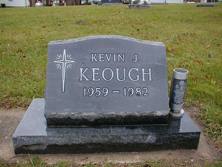 KEOUGH, KEVIN J - Bremer County, Iowa | KEVIN J KEOUGH