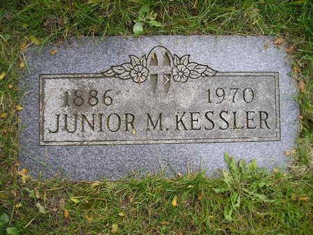 KESSLER, JUNIOR M - Bremer County, Iowa | JUNIOR M KESSLER