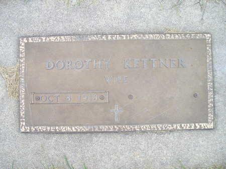 KETTNER, DOROTHY - Bremer County, Iowa | DOROTHY KETTNER