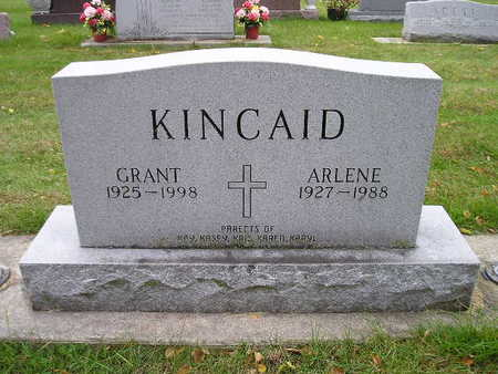KINCAID, GRANT - Bremer County, Iowa | GRANT KINCAID