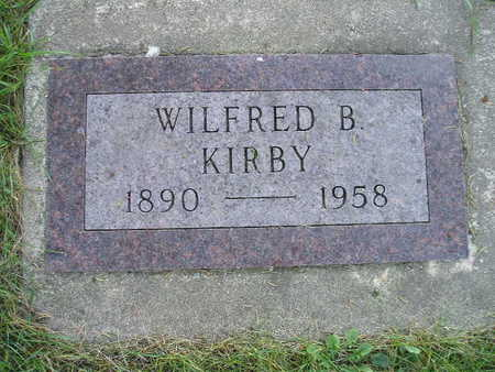 KIRBY, WILFRED B - Bremer County, Iowa | WILFRED B KIRBY