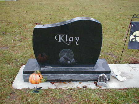 KLAY, FAMILY - Bremer County, Iowa | FAMILY KLAY