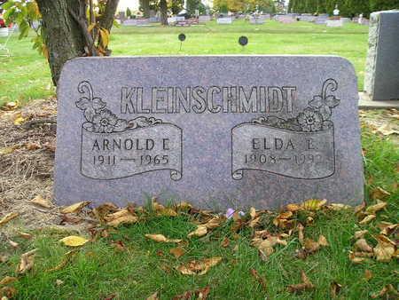 KLEINSCHMIDT, ELDA E - Bremer County, Iowa | ELDA E KLEINSCHMIDT