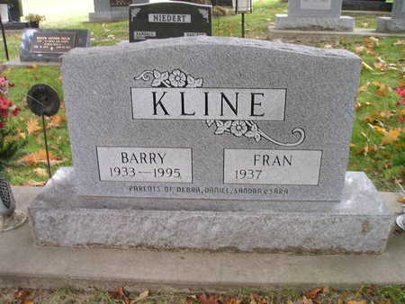 KLINE, BARRY - Bremer County, Iowa | BARRY KLINE