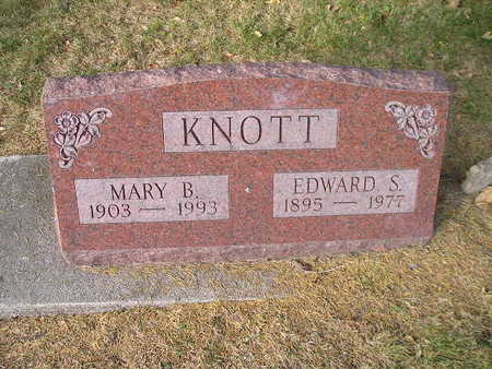 KNOTT, EDWARD - Bremer County, Iowa | EDWARD KNOTT