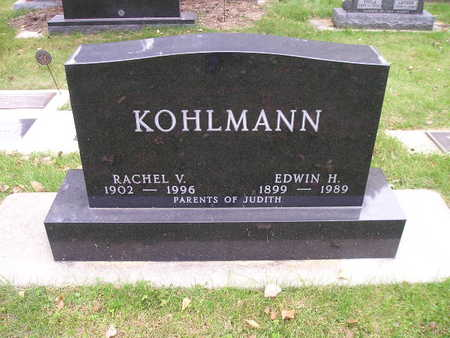 KOHLMANN, RACHEL V - Bremer County, Iowa | RACHEL V KOHLMANN