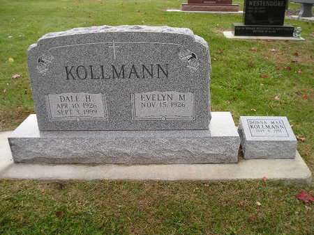 KOLLMANN, EVELYN M - Bremer County, Iowa | EVELYN M KOLLMANN