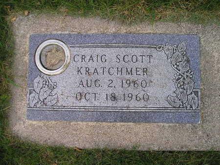 KRATCHMER, CRAIG SCOTT - Bremer County, Iowa | CRAIG SCOTT KRATCHMER