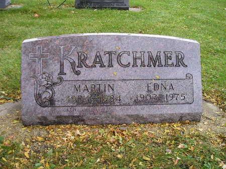 KRATCHMER, EDNA - Bremer County, Iowa | EDNA KRATCHMER