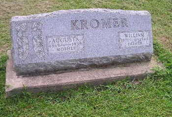 KROMER, WILLIAM - Bremer County, Iowa | WILLIAM KROMER