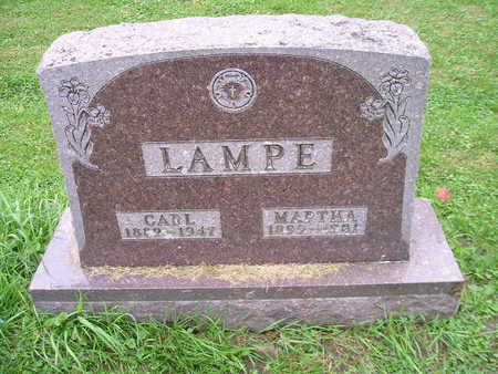 LAMPE, CARL - Bremer County, Iowa | CARL LAMPE