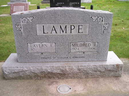 LAMPE, MILDRED R - Bremer County, Iowa | MILDRED R LAMPE
