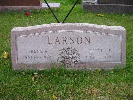 LARSON, ORENE A - Bremer County, Iowa | ORENE A LARSON