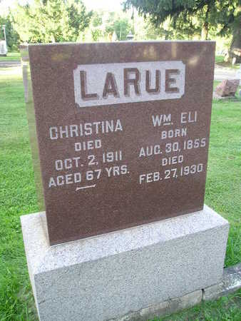 LARUE, CHRISTINA - Bremer County, Iowa | CHRISTINA LARUE