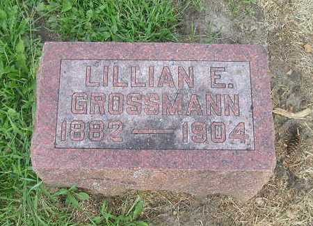 GROSSMAN LASHBROOK, LILLIAN - Bremer County, Iowa | LILLIAN GROSSMAN LASHBROOK