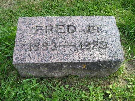 LATWESEN, FRED JR - Bremer County, Iowa   FRED JR LATWESEN