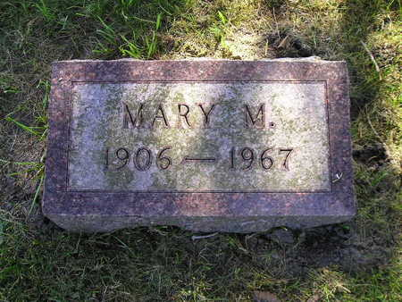 LAUBE, MARY M - Bremer County, Iowa | MARY M LAUBE