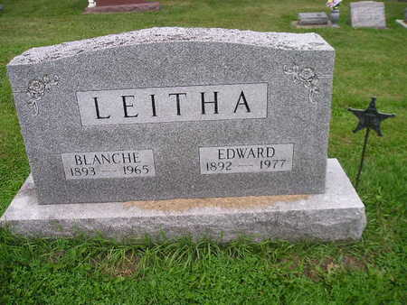 LEITHA, EDWARD - Bremer County, Iowa | EDWARD LEITHA