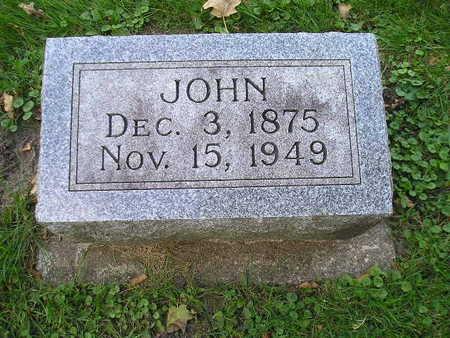 LEITHA, JOHN - Bremer County, Iowa | JOHN LEITHA