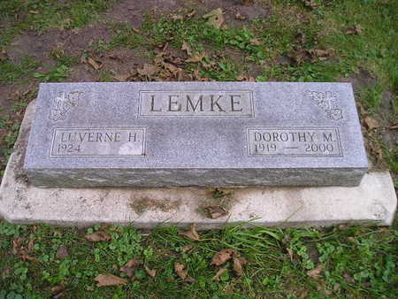 LEMKE, LUVERNE H - Bremer County, Iowa | LUVERNE H LEMKE