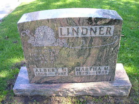 LINDNER, ALBERT H - Bremer County, Iowa | ALBERT H LINDNER