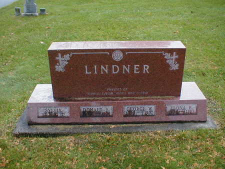 LINDNER, GEORGE W - Bremer County, Iowa | GEORGE W LINDNER