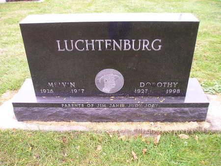 LUCHTENBURG, DOROTHY - Bremer County, Iowa | DOROTHY LUCHTENBURG
