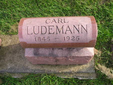 LUDEMANN, CARL - Bremer County, Iowa | CARL LUDEMANN
