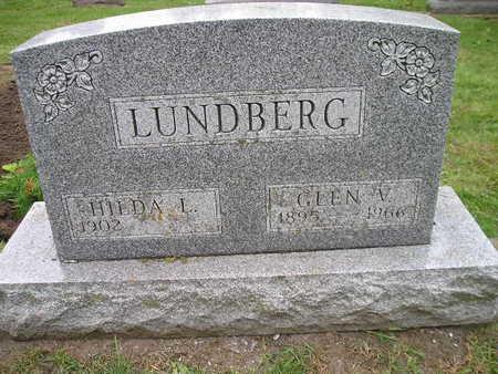 LUNDBERG, GLEN V - Bremer County, Iowa | GLEN V LUNDBERG