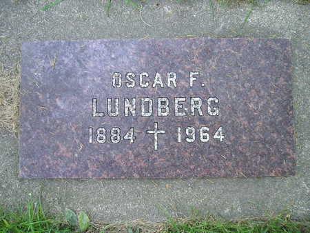 LUNDBERG, OSCAR F - Bremer County, Iowa | OSCAR F LUNDBERG