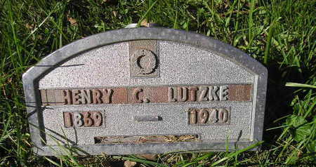 LUTZKE, HENRY C - Bremer County, Iowa | HENRY C LUTZKE