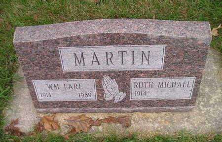 MARTIN, WM EARL - Bremer County, Iowa | WM EARL MARTIN