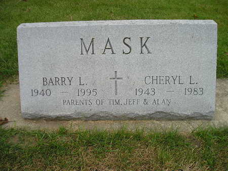 MASK, CHERYL L - Bremer County, Iowa | CHERYL L MASK