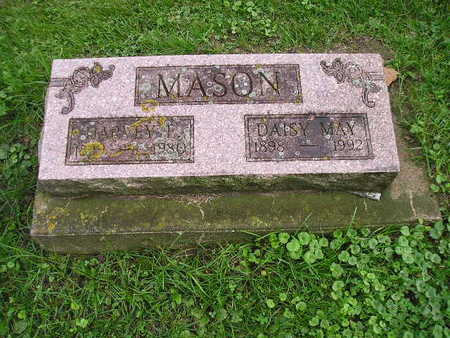 MASON, HARVEY E - Bremer County, Iowa | HARVEY E MASON
