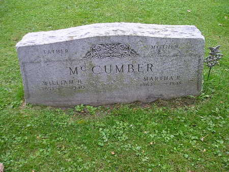 MCCUMBER, WILLIAM H - Bremer County, Iowa | WILLIAM H MCCUMBER