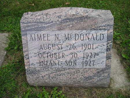 MCDONALD, AIMEE N - Bremer County, Iowa | AIMEE N MCDONALD