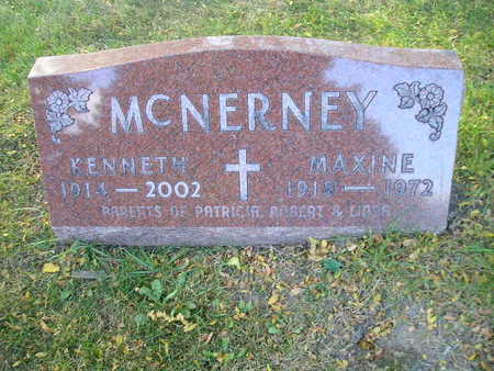 MCNERNEY, KENNETH - Bremer County, Iowa | KENNETH MCNERNEY