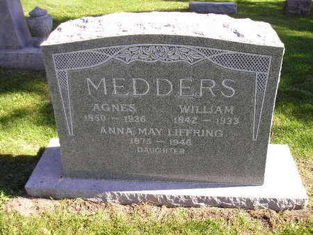 MEDDERS, ANNA MAY - Bremer County, Iowa | ANNA MAY MEDDERS