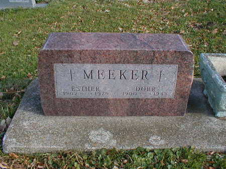MEEKER, ESTHER - Bremer County, Iowa | ESTHER MEEKER