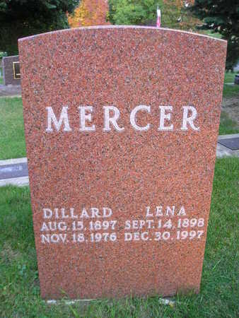 MERCER, LENA - Bremer County, Iowa | LENA MERCER