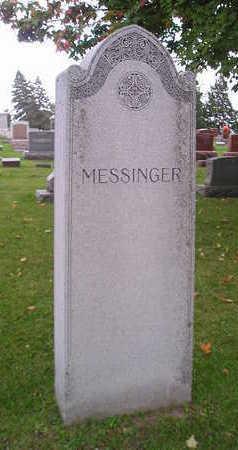 MESSINGER, FAMILY - Bremer County, Iowa   FAMILY MESSINGER