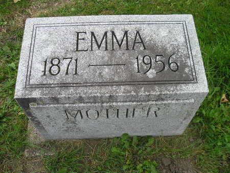 METHFESSEL, EMMA - Bremer County, Iowa | EMMA METHFESSEL