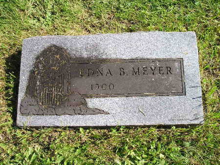 MEYER, EDNA B - Bremer County, Iowa | EDNA B MEYER