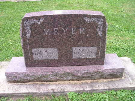 MEYER, FRED H - Bremer County, Iowa | FRED H MEYER