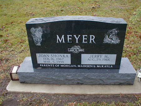 MEYER, JOAN - Bremer County, Iowa | JOAN MEYER