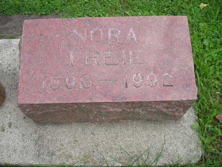 MEYER, NORA - Bremer County, Iowa | NORA MEYER
